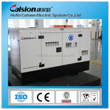 Calsion 50Hz Cummins 180kVA Silent Diesel Power Generators for Africa market