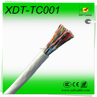 Wholesale CE/ISO/RoHS Certificated Outdoor UTP cat3/cat5e/cat6 50 Pair Copper Telephone Cable