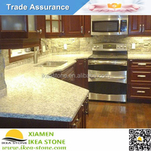 KC-292 IKEA STONE Tiger Skin White Granite Korean Kitchen Tops With high Quality