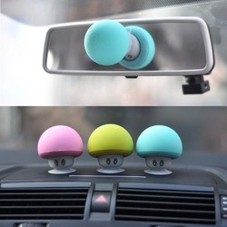 BT-280 sucking phone holder bluetooth speaker mini,bluetooth speaker portable wireless car subwoofer from NICL