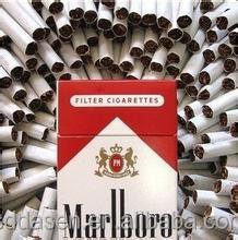 Customized silver logo super cigarette box cigarette packaging design