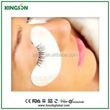 Under eye pad, eyelash extension lint free eye pads