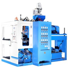4 CAVITIES PLASTICS BLOW MOULDING MACHINE FOR SMALL BOTTLES