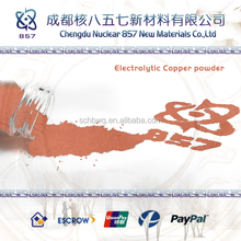 China Factory-outlet pure electrolytic copper powder