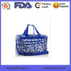 fashion printed canvas bag for travel best selling ladies small travel bag