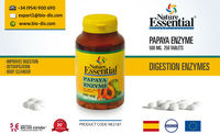 Papaya Enzyme 500mg 250 tablets - Food Supplement