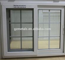 Famous Conch Brand PVC Sliding Glass Window Guangzhou Manufacturer