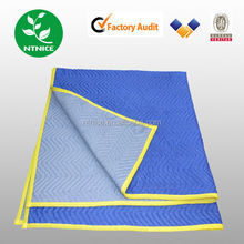 "PREMIUM 72""*80"" DIMENSION POLYESTER MOVING BLANKETS FOR MOVERS"