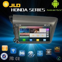 Android 4.2 car audio gps navigation system for 2012 CI VIC