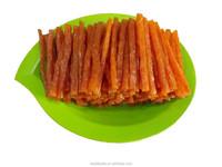 badabada delicious dry chicken carrot pet food