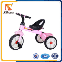 three wheels kids tricycle