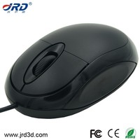 Mini USB Optical Wired Mouse Computer Laptop Desktop