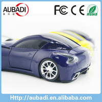 Computer PC wireless mouse car for Promotional Giveaways