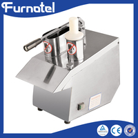 Commercial Stainless steel Multifunctional Food processing machine vegetable fruit cutter