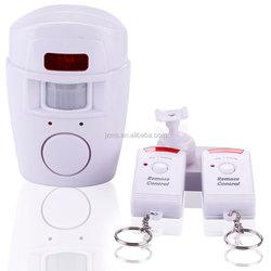battery operated cheap wireless pir motion sensor,gsm pir alarm