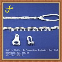 ADSS and OPGW Cable accessories guy wire fittings