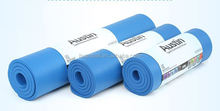 Manufacturers supply good quality 8mm thick NBR yoga mat