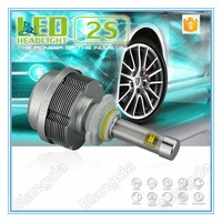 Guangzhou factory price 30w 3600lm led headlights 9005 for lifan motorcycle