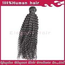 Hot selling 100%raw human hair soft&full end unprocessed Aliexpress brazilian virgin jerry curl weave extensions