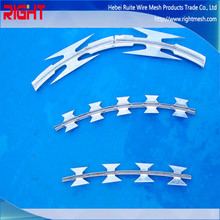 Double Edge hojas de afeitar, Razor Wire protectora con alta calidad