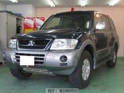 2005 MITSUBISHI Pajero /V73W/ Used car From Japan / ( MI080501 )