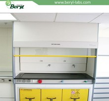 Laboratory Chemical Fume Cupboard Exhaust Ventilation System