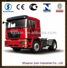 shacman used 4x2 diesel tractor trucks