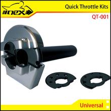 NEX Aluminum CNC Machined Motorcycle Quick Throttle Kits