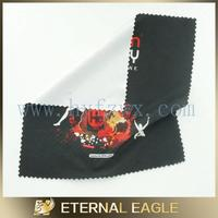 New product cloth for glasses, eyewear cloth, microfibra cleaning cloth