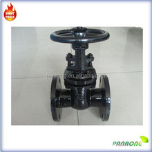 Russion standard cast iron rising stem gate valve