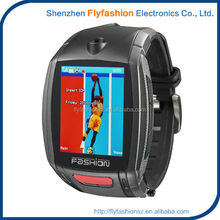 wholesale 2016 New Creative smart goods from China smart ultra thin watch phone with bluetooth watch mp3 mp7 player