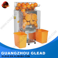 Stainless Steel Industrial Squeezing Automatic Orange Juicer