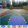 Outdoor 100% New Used Basketball Court PVC Flooring Roll