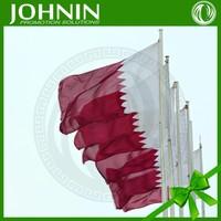 hot selling qatar national day gifts decoration Qatar flag