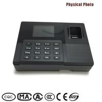 Advanced RFID reader TCP IP battery backup multi-language software &SDK intelligent fingerprint scanner for time attendance