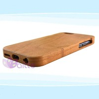 DIY custom wood case laser engraving cell phone case for iphone 5/6
