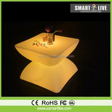 2012 modern LED table lamp ,crystal shade MT 0601A-300R