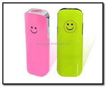 Designer new arrival classic design 5000 portable power bank