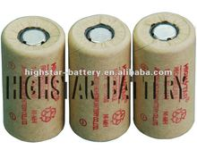 1.2v nimh sc3000mah rechargeable battery