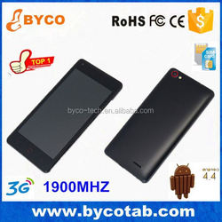 unlocked cellular phone 4 inch mobile phone 8mp rotatable camera mobile phone