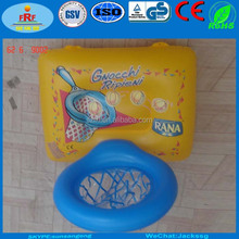 Inflatable Basketball Play Set, Inflatable basketball backboard and Hoop