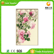 Suizhan Diy Diamond Painting Flower Oil Painting On Canvas With Mosaic Painting