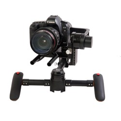 More stable no shake! Wewow china new product launch handheld gimbal steadicam for dslr camera