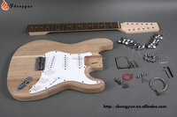 Custom 12 string DIY electric guitar kits
