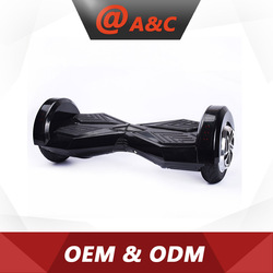 Hot Sell Promotional Quality Assured Fancy Design Smart Board Scooter Bluetooth Led Light