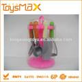 2015 juguetes nuevos, abs de juguete juego de cocina conjunto para los niños