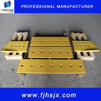 heat treated boron steel bulldozer spare parts cutting edge and end bit