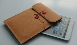Kraft Paper Sleeve for Ipad Mini