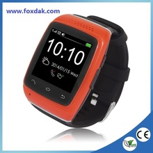 Digital Bluetooth Smartwatch Smart intelligent Sport Watch for iPhone 4/4S/5/5S/6 Samsung S4/Note 3 HTC Android Phones