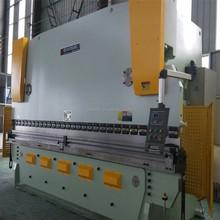 Hydraulic Metal Bender Machine WC67Y steel plate press brake folding